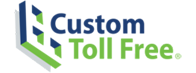 Custom Toll Free - Setup is FREE - Vanity Toll Free Numbers